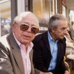 Billy Wilder, Michelangelo Antonioni, Maggio 1982 a Cannes