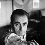 "Elliott Erwitt Director Michelangelo Antonioni, Rome 1965  ""I am not a theoretician of the cinema. If you ask me what directing is, the first answer that comes into my head is: I don't know."" Michelangelo Antonioni, interview in ""Cahiers du Cinema"" 1960"