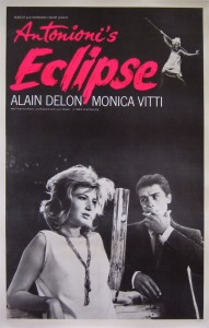 poster eclisse inglese