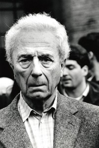 Michelangelo Antonioni Copyright Giovanni Piesco