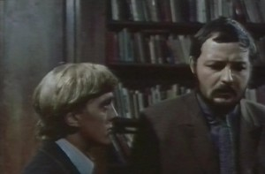 Peter Bowles and David Hemmings